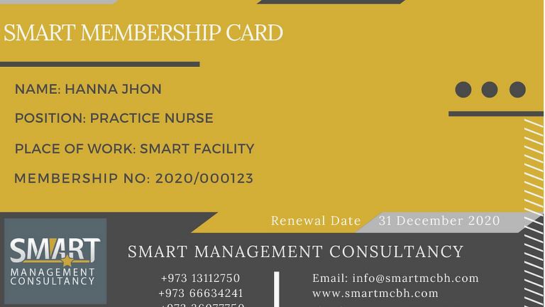 SMART MEMBERSHIP CARD