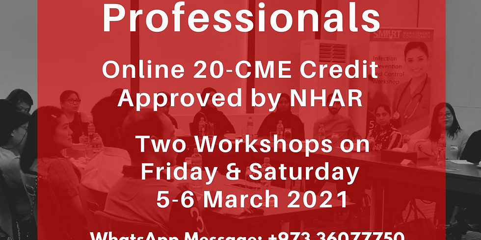 Online 20-CME Credit Approved by NHRA