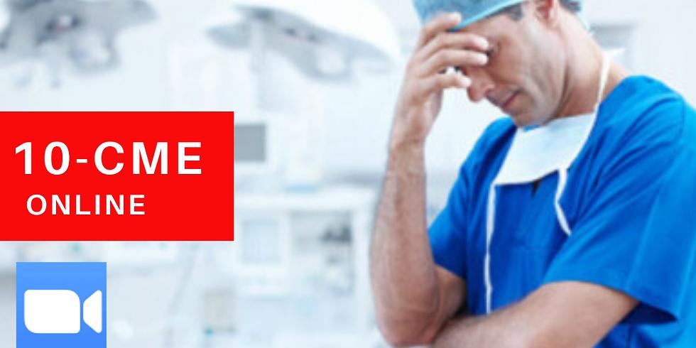Medical Error Management 10-CME Credit Online Event
