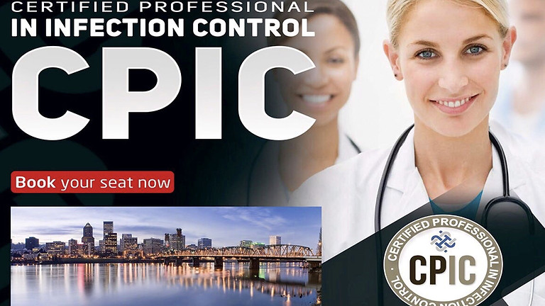 Certified Professional in Infection Control CPIC
