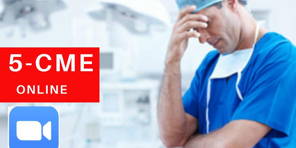 Medical Error Management 5-CME Credit Online Event