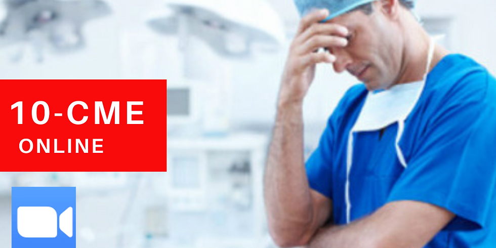 Medical Error Management Online 10-CME Credit