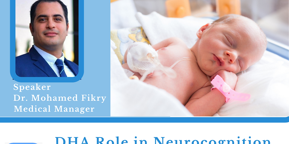 DHA Role in Neurocognition