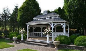 Garden Area Gazebo
