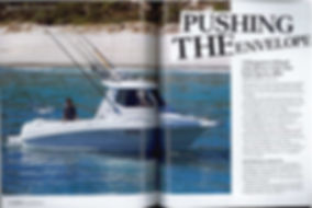 Article Modern Boating May 2008 pg 96-98