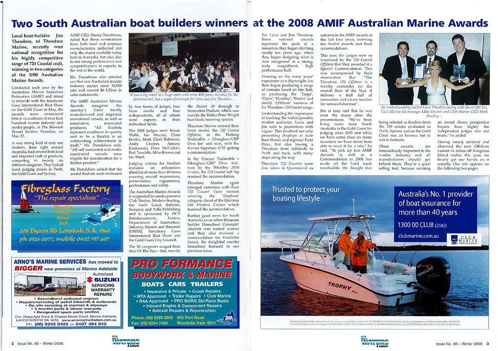 Article SA Waters Issue Winter 2008 pg 1