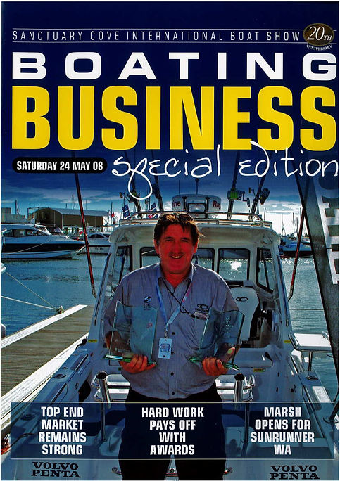Article Boating Business ed 24 May 2008