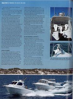 Article Modern Boating May 2008 pg 96-98