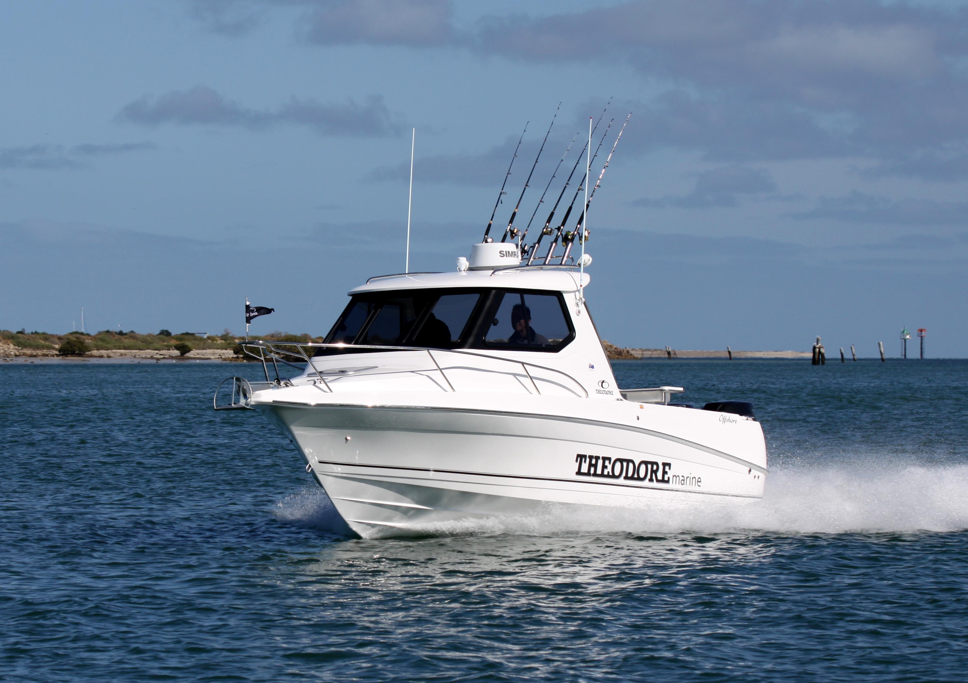 Theodore 720 Offshore Port
