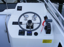Theodore 720 Offshore helm station