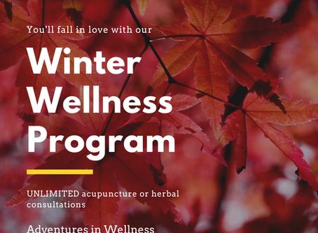 Winter Wellness Program
