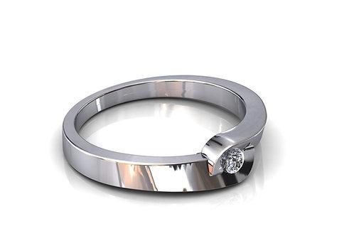 Psten s dijamantima B244