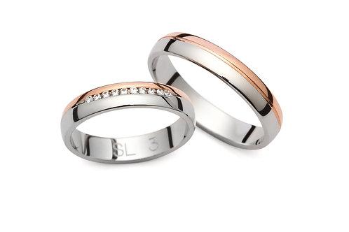 Vjenčani prsteni SL3