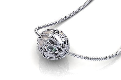 Ogrlica  D56  Dubrovački nakit Srebro 925