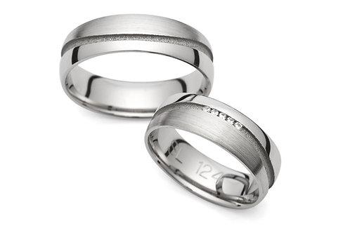 Vjenčani prsteni SL124