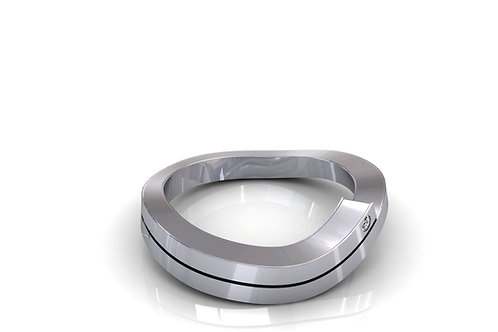 Prsten s dijamantima B187