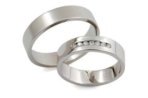 Vjenčani prsteni MPT6