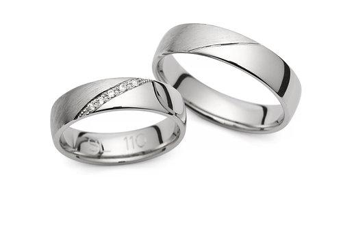 Vjenčani prsteni SL110
