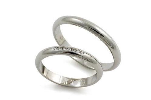 Vjenčani prsteni MPT9