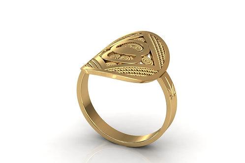 Prsten Pločaš D15