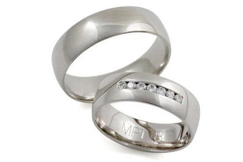 Vjenčani prsteni MPT8