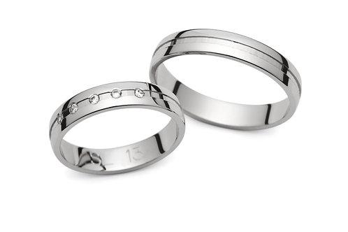 Vjenčani prsteni SL13