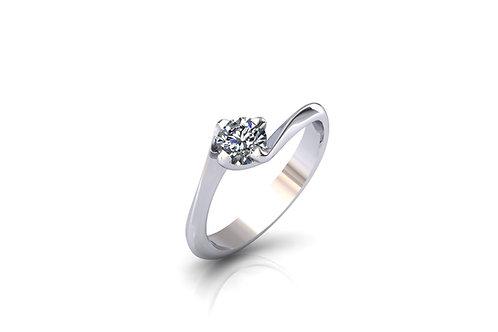 Prsten ZKB5 Srebro