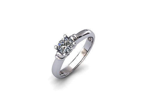 Prsten ZKB39 Srebro