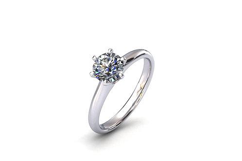Prsten ZKB18 Srebro
