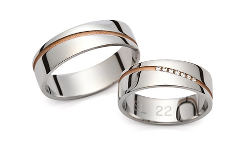 Vjenčani prsteni SL22
