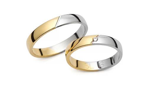Vjenčani prsteni SL6