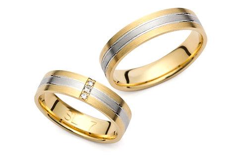 Vjenčani prsteni SL7