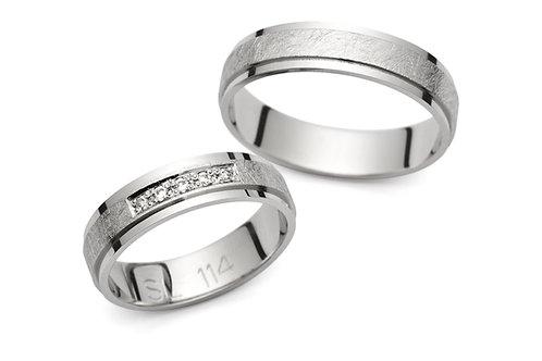Vjenčani prsteni SL114