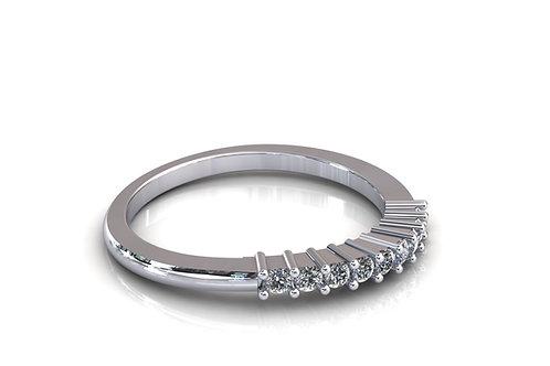 Prsten s dijamantima B152
