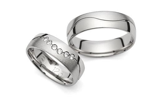Vjenčani prsteni SL123