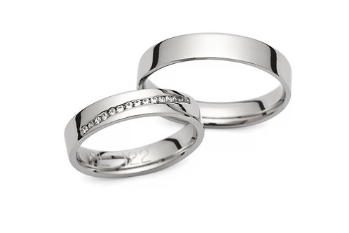 Vjenčani prsteni SL122