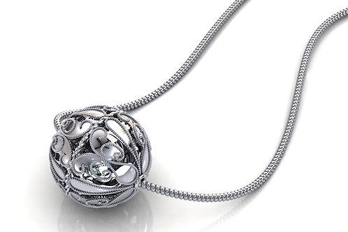 Ogrlica  D55 Dubrovački nakit Srebro 925