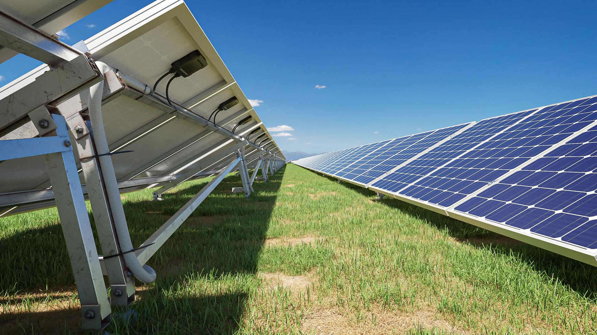 Closeup View - Solar Farm.jpg