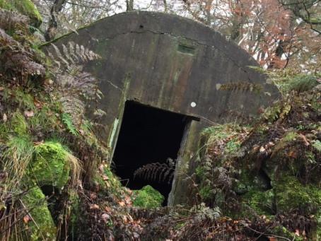 Air raid shelter?