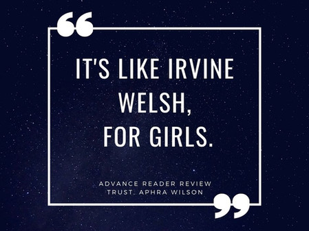 Advance reader review