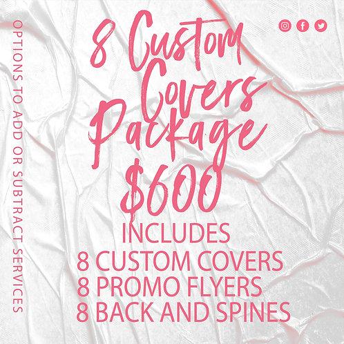 8 Custom Covers