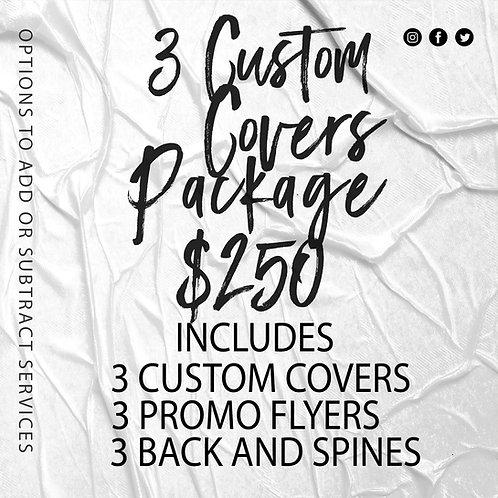3 Custom Covers