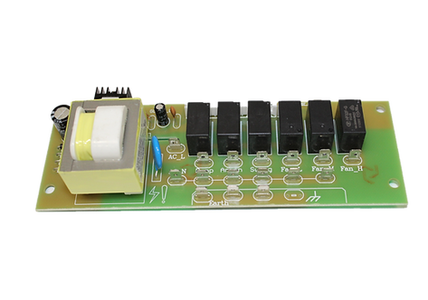 Control Board for Front Panel PC100-9