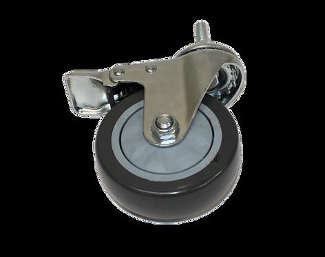 Wheel with Lock PC100-30