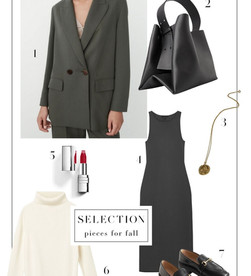 Selection - Fall Trends