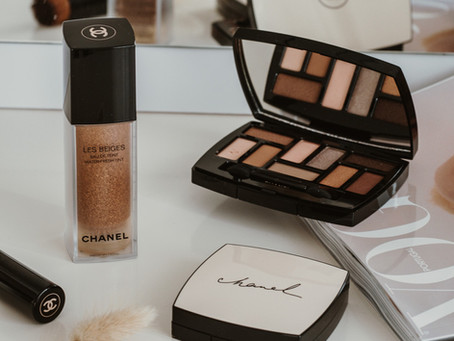 Chanel Les Beiges - Maquilhagem Radiante e Natural