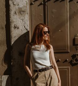 A fórmula perfeita de um look minimalista chic