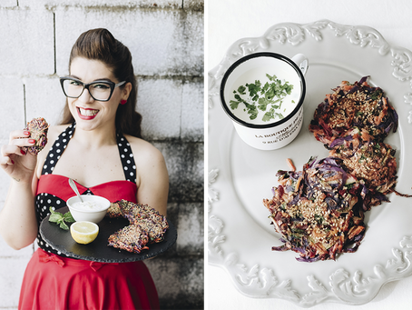 Filipa Gomes Cozinha com Twist e Panquecas de Vegetais