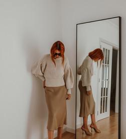 Armário Cápsula de Outono para a Minimalista