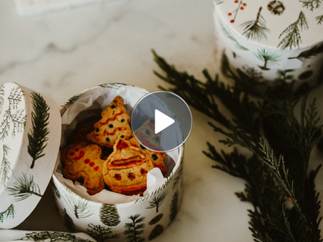 Bolachas de Natal (sem açúcar refinado) - Cook Ideas com o El Corte Inglés